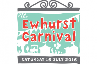 Summer Fun at the Ewhurst Carnival