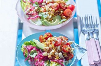 Chipotle Corn Salad