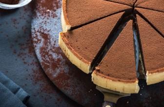 No-Cook Chocolate Tart