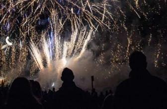 Cranleigh  Lions Club Bonfire & Fireworks