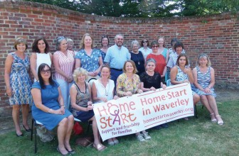 Home-Start – 20th Anniversary Celebrations