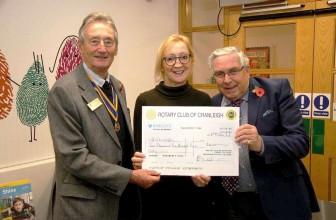 Rotary Railway Festival Helps Hospice