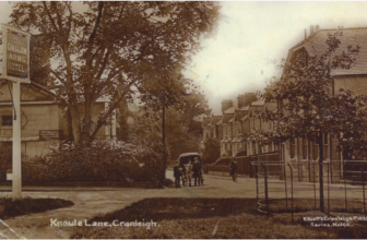 The Joy Of Cranleigh – What Was Happening in Cranleigh in January 1916?