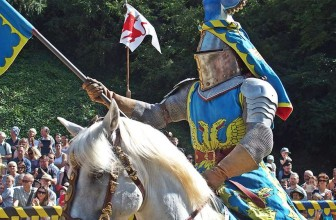 Loxwood Joust – Confirming Support for Chestnut Tree House