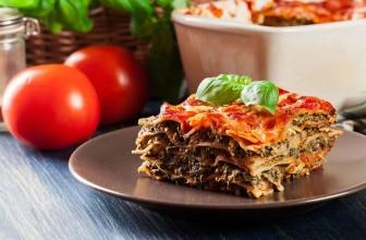 Slow Cooker Vegetable Lasagne