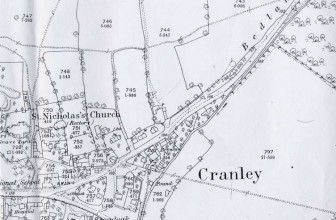 Joy of Cranleigh – The Vanished Buildings – June 2019