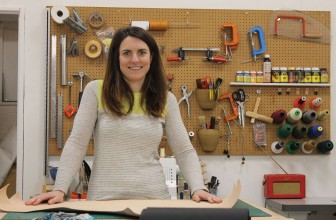 People Profile – Rosanna Clare – Leather Worker
