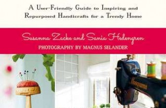 Book Review – Modern Upcycling – Susanna Zacke