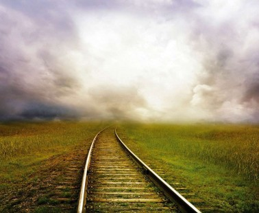 The Train – By Ivy Mitchell