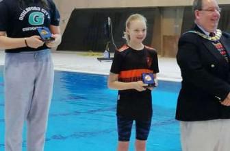 Cranleigh Amateur Swim Club – The Gold Lining