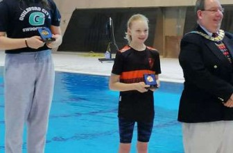 Cranleigh Amateur Swim Club – The Gold Lining
