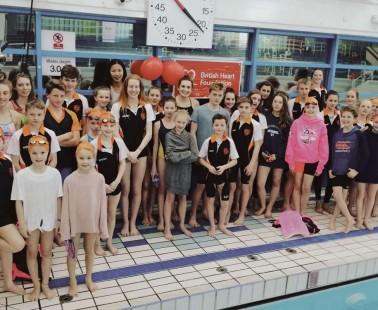 Cranleigh Amateur Swimming Club – English Channel Sponsored Swim 2019