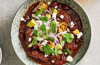 Next-level Chilli con Carne